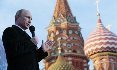 Putin: Sáp nhập Crimea không phải chỉ là vấn đề lãnh thổ