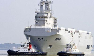 Pháp điều tàu chiến tập trận hải quân trên Biển Đông