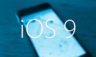 Người dùng đã có thể dùng thử iOS 9