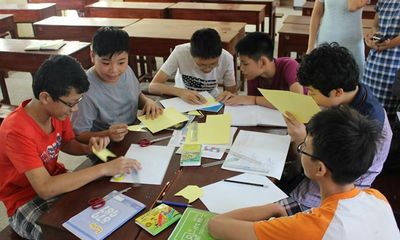 Giáo viên tăng cường đánh giá học sinh thay bài kiểm tra hiện hành