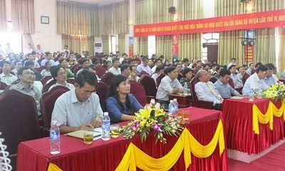 Cơ hội vàng cho các doanh nghiệp đầu tư vào một huyện miền núi Hà Tĩnh