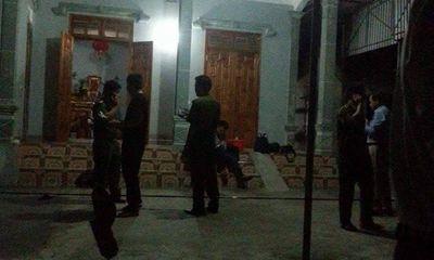 Nghệ An: Đã bắt được nghi phạm chém vợ chết vì ghen tuông