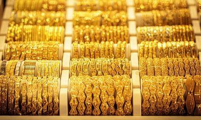 Giá vàng hôm nay 10/5/2021: Giá vàng SJC tiếp tục tăng vọt