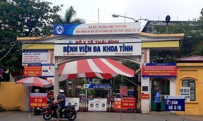 Thêm 1 ca dương tính với SARS-CoV-2 ở Thái Bình sau 2 lần xét nghiệm âm tính