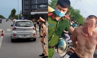 Tài xế taxi bị đâm trọng thương sau tiếng tri hô
