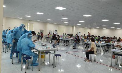 Cả nước có thêm 36 ca mắc COVID-19 mới vào trưa 19/5, riêng Bắc Ninh và Bắc Giang 20 ca
