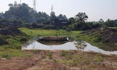 Xót xa hai anh em ở Thanh Hóa tử vong thương tâm dưới hố nước sâu