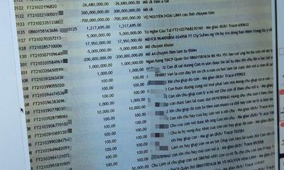 Sao kê tài khoản nghi của NS Hoài Linh bị phát tán, ngân hàng MB nói gì?