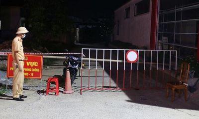 3 mẹ con dương tính SARS-CoV-2, Hà Tĩnh cách ly gần 6.000 người và 1 nhà máy