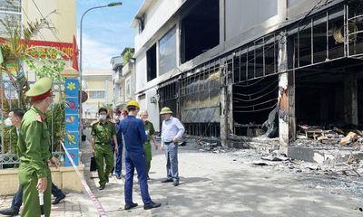 Vụ cháy phòng trà ở Nghệ An, 6 người chết: Hé lộ nguyên nhân tử vong