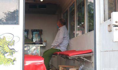 Vụ cháy ở Nghệ An, 6 người chết: Xót lòng cảnh cha già ngồi trầm ngâm bên linh cữu con cháu