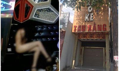 Tình tiết mới vụ 2 tiếp viên quán karaoke khỏa thân
