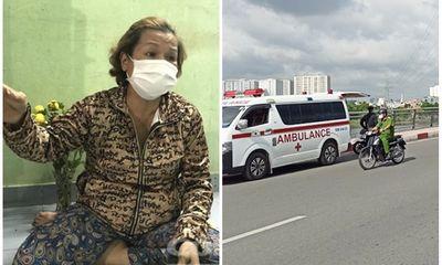 Vụ tài xế Gojek tử vong trên cầu Bình Lợi: Người vợ tiết lộ bất ngờ