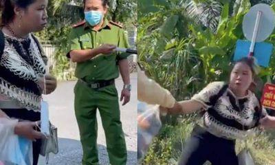 Từ TP.HCM về Tiền Giang không khai báo y tế, người phụ nữ nói
