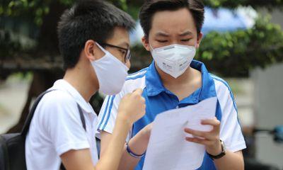 Chiều nay (28/6), Hà Nội sẽ công bố điểm chuẩn vào lớp 10 THPT 2021?