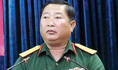 Thiếu tướng Trần Văn Tài bị cách chức Phó Tư lệnh Quân khu 9