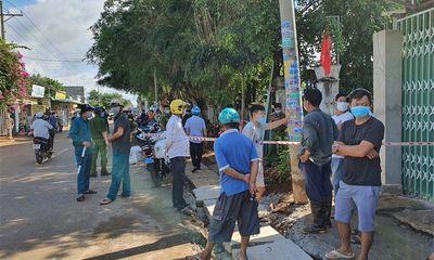 Vụ nam sinh tử vong cùng mẹ ở Bà Rịa-Vũng Tàu: Chưa xác định được dấu hiệu của người thứ 3