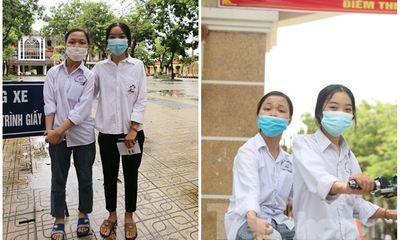 Chuyện học đường - Cảm phục chuyện 3 năm đưa đón bạn tới trường của nữ sinh Bắc Giang