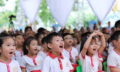 Chuyện học đường - Từ 15/7, trẻ mầm non tại TP.Hải Dương có thể quay lại trường học
