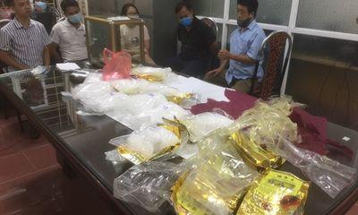 Cảnh sát vây bắt nhóm người giao dịch 9 kg ma túy, giá gần 1,3 tỷ