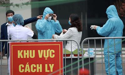 Ghi nhận 17 người ở Hà Nội dương tính với SARS-CoV-2