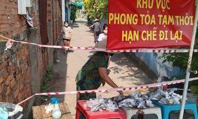 TP.HCM tăng cường Chỉ thị 16, người dân khu phong tỏa đi chợ 2 lần/tuần