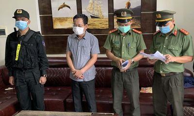 Vì sao Chánh văn phòng Cảng hàng không Phú Bài bị bắt?