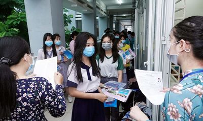 Mới: Hà Nội không tổ chức thi tốt nghiệp THPT 2021 đợt 2