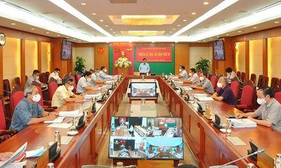 Ủy ban Kiểm tra Trung ương kỷ luật khiển trách Phó Chủ tịch UBND TP.Hà Nội Nguyễn Mạnh Quyền