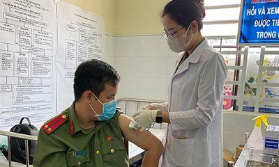 Bình Dương đẩy nhanh tiến độ tiêm vaccine COVID-19
