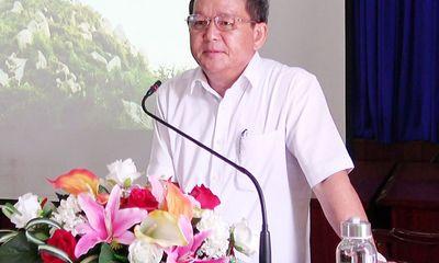 Chân dung Phó cục trưởng cục Thuế Bình Định Nguyễn Công Thành vừa bị đình chỉ công tác