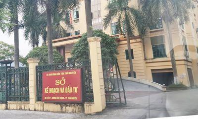 Sở Kế hoạch - Đầu tư tỉnh Thái Nguyên có bao nhiêu Phó giám đốc?