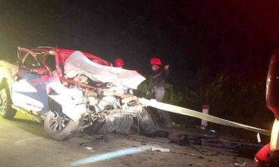 Vụ tai nạn thảm khốc ở Nghệ An, 4 cán bộ y tế thương vong: Truy nhanh dữ liệu xe