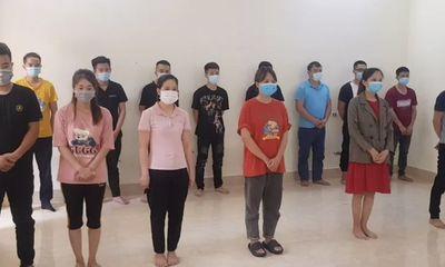 Vụ đường dây làm giả phiếu xét nghiệm COVID-19 ở Bắc Ninh: Xác định 12 người có hành vi môi giới