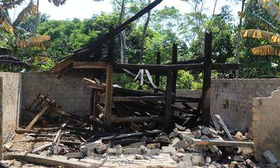 Vụ hàng loạt nhà ở, nhà chứa rơm bị đốt: Triệu tập một nữ sinh lớp 8