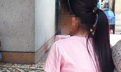 Bố đau lòng khi biết con gái 8 tuổi bị người làm thuê hiếp dâm