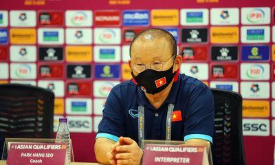 HLV Park Hang Seo nói gì sau trận thua đáng tiếc Saudi Arabia?