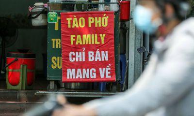 Hà Nội: Hàng ăn ở