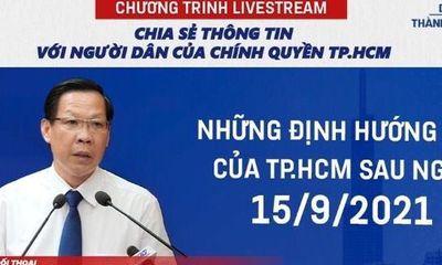 Chủ tịch UBND TPHCM trả lời về
