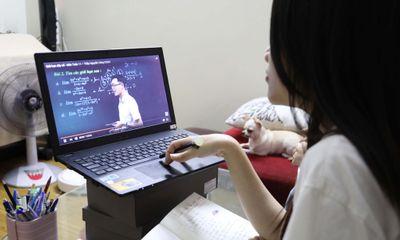 Bộ GD&ĐT đề nghị hỗ trợ việc dạy học trực tuyến: Mở rộng băng thông, miễn giảm giá cước Internet