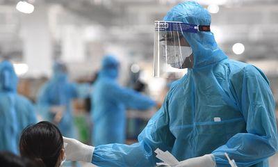 Ngày 13/9, Việt Nam ghi nhận 11.172 ca mắc COVID-19