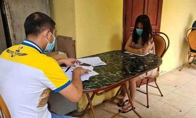 Bắt quả tang 8 nam nữ mở tiệc sinh nhật bằng ma túy ở Hà Nội: Công an thu được gì tại hiện trường?