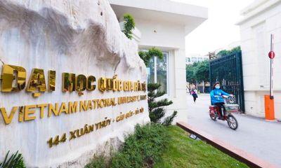 Điểm chuẩn 2021 của 12 trường, khoa trực thuộc ĐH Quốc gia Hà Nội