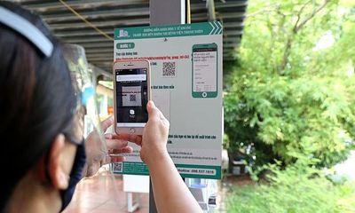 Hà Nội: Nhà hàng, quán ăn bắt buộc phải tạo điểm quét QR code khi mở cửa