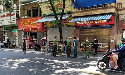 Hà Nội: Quận Tây Hồ yêu cầu tạm đóng cửa một số tiệm bánh Trung thu