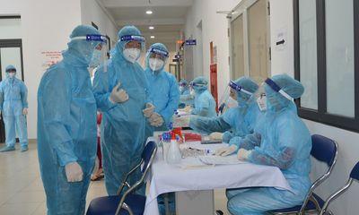Sáng 19/9, Hà Nội ghi nhận 2 ca dương tính với SARS-CoV-2 đều đã được cách ly