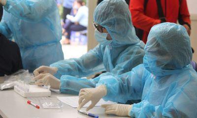 Hà Nội ghi nhận thêm 10 ca dương tính với SARS-CoV-2 vào trưa 21/9