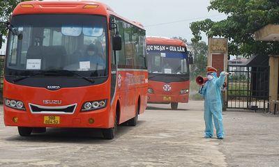 Ninh Bình được phép đón công dân từ TP.HCM và các tỉnh phía Nam về quê