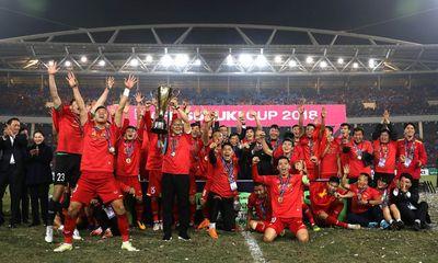 Báo chí Indonesia có động thái bất ngờ khi cùng bảng với tuyển Việt Nam tại AFF Cup 2020