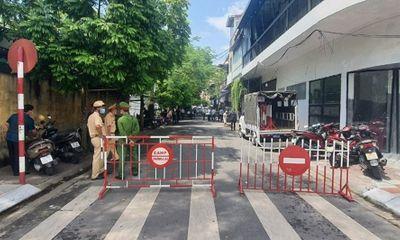 Vụ nổ súng trước quán cơm ở Hải Phòng: Công an thông tin chính thức